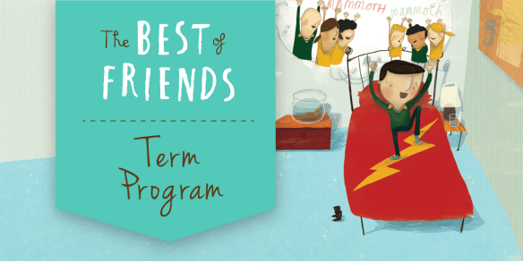 The Best of Friends Social and Emotional Learning Program for kids