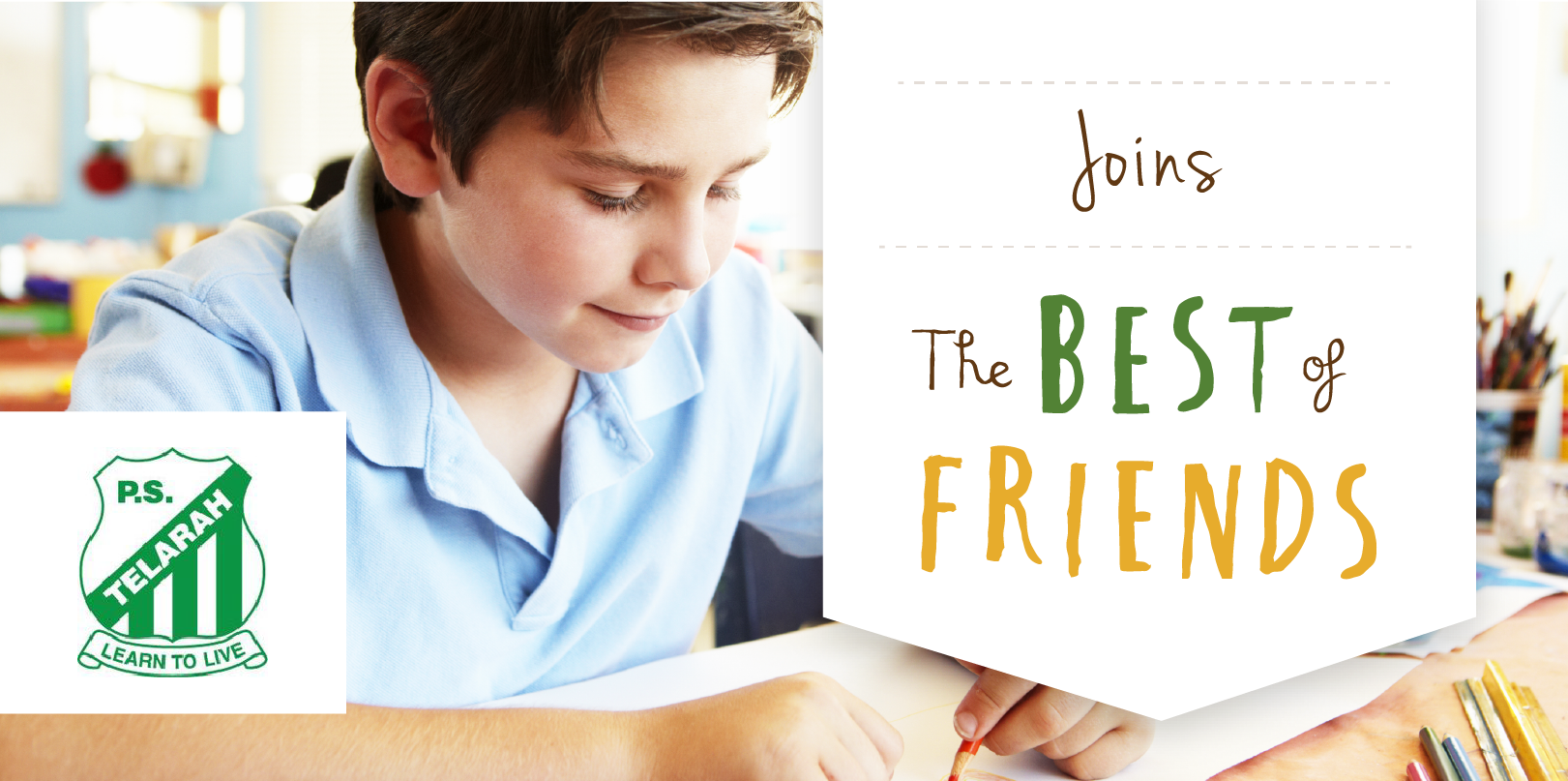 The Best of Friends is a Social and Emotional program by Quirky Kid used in Public shools