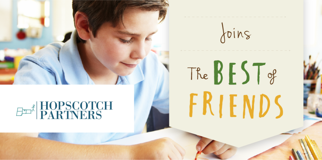 clinics joins the best of friends program